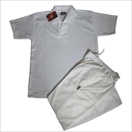 Cricket Dress Net Plain