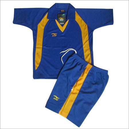 Colored Football Dress