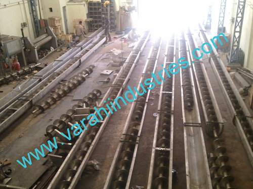 Screw Conveyor System