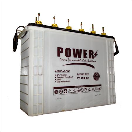 Tall Tubular Battery