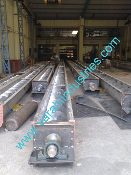 U  Type Screw Conveyor