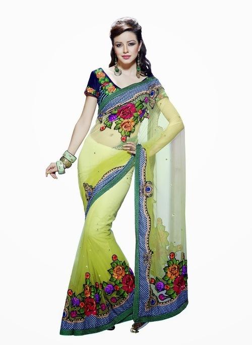 Exotic saree