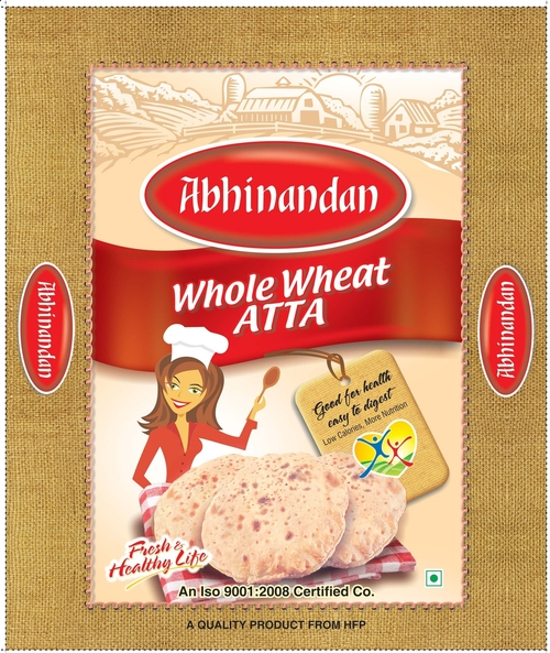 FOR ABHINANDAN ATTA PACKING BAGS