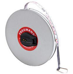 FN & FW Fibre Glass Leatherette Measuring Tape