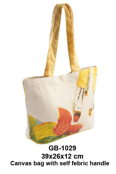 Canvas Jute Bag