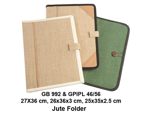 Jute Folder