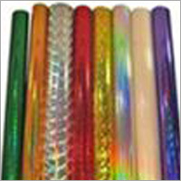 Colored Rigid PVC Films