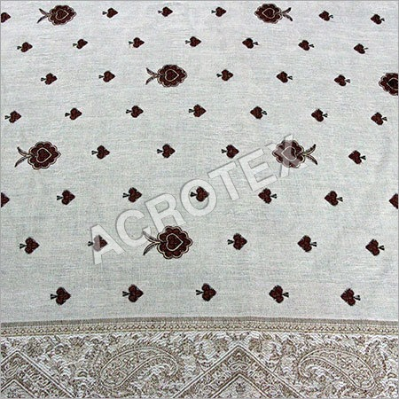 All over Embroidery Shawl