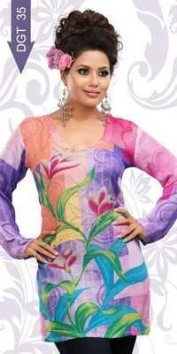 DigitalPrinted kurtis women