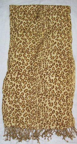 Animal Printed Fancy Shawls