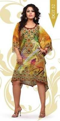 Supplier of Digital Printed Kurtis