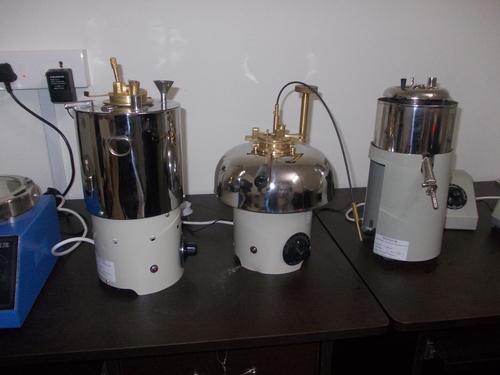 Oil & Petroleum Equipments