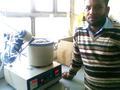 Rotary Vacuum Evaporator Govt. Client
