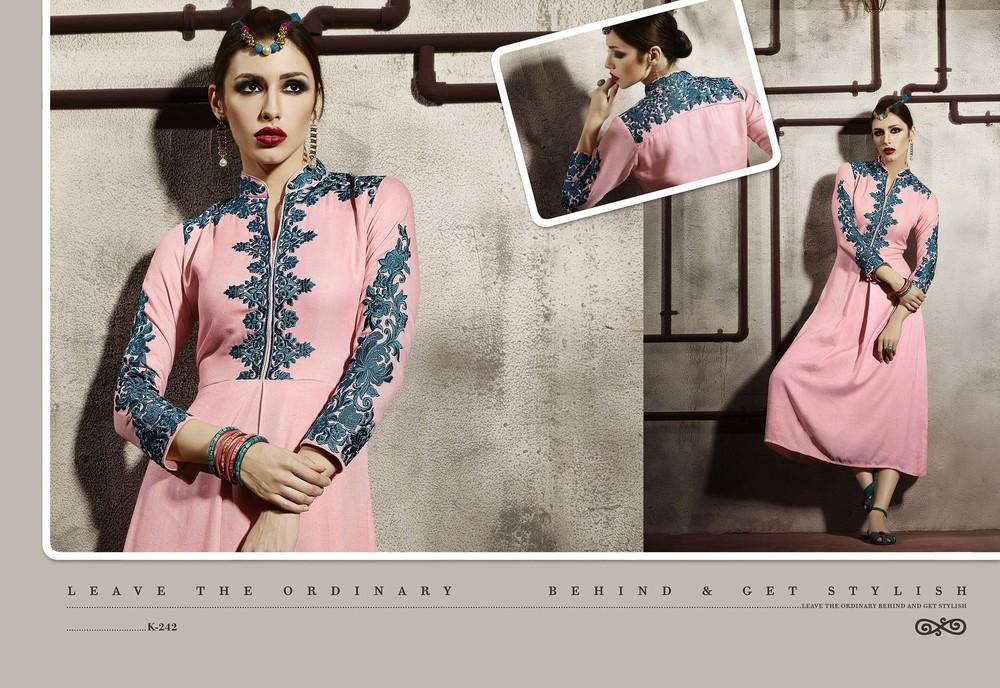 printed Cotton kurti designs