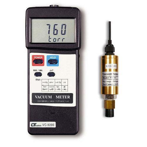 Digital vaccum Meter