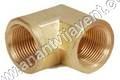 Brass Flare Elbow