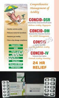 Concid-DM- Tablets