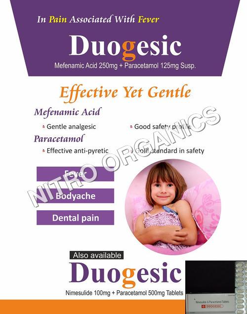 Dologesic Tablets