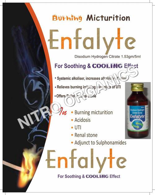 Enfalyte Syrup