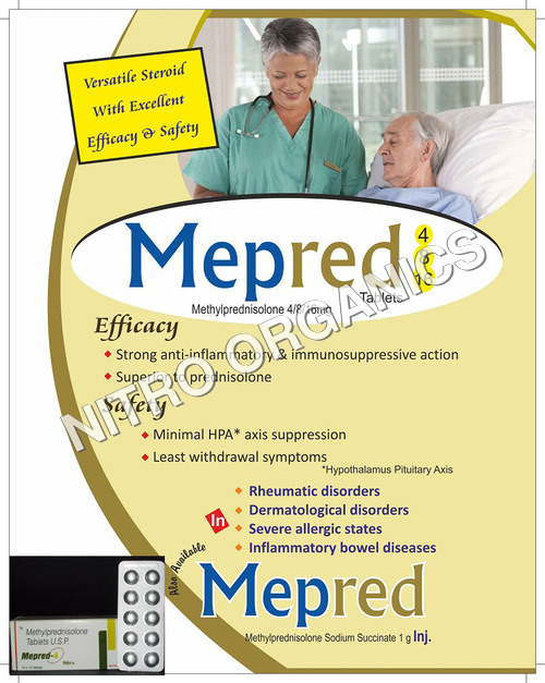 Meprate Tablets
