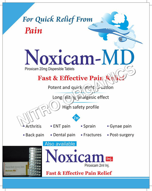 Noxicam-MD Tablets