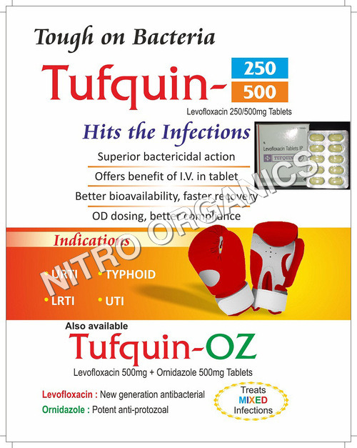 Tufquin Tablets