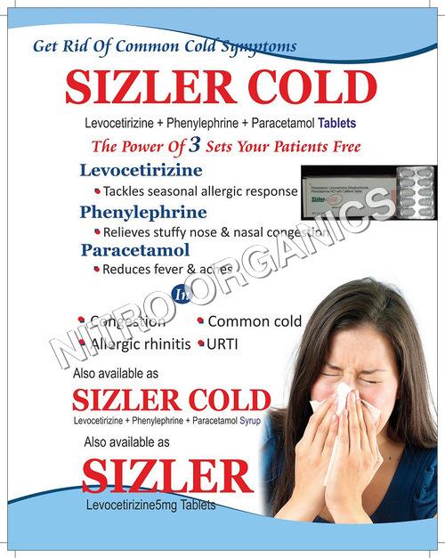 Sizler Cold