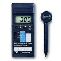 Digital Electromagnetic Field Tester with probe