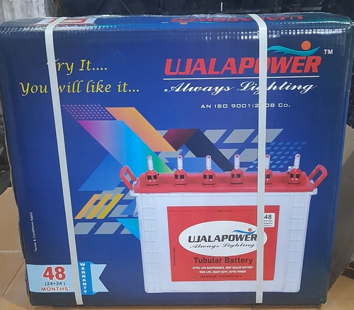 Inverter Tall Tubular Batteries