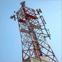 Galvanized Mobile Towers