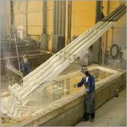 Hot and Deep Galvanizing Process