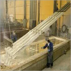 Hot Deep Galvanizing Process