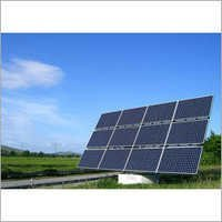 Galvanized Solar Power Panel