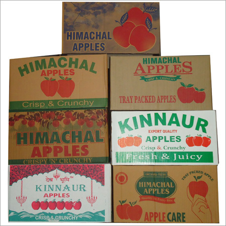 Fruit Packaging Corrugated Boxes
