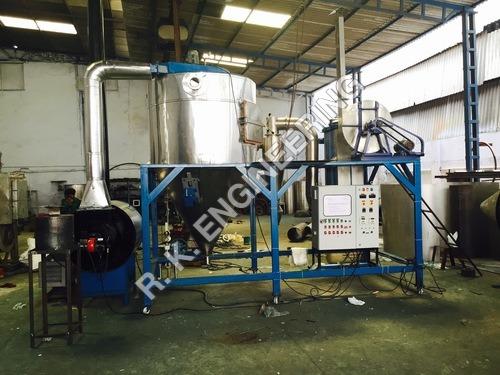 Pilot Plant Machine