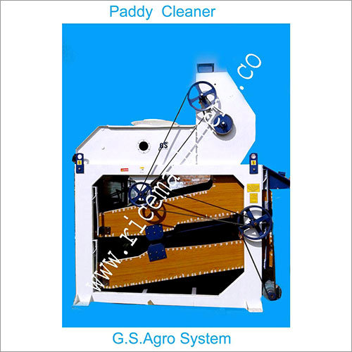 Paddy Cleaner