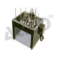 Multiple Redwood Viscometer Apparatus