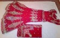 Exclusive Red Bridal Lehenga