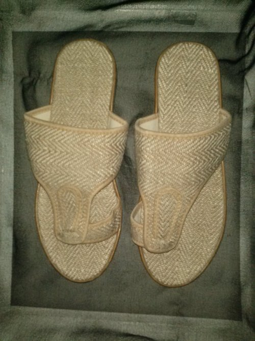 Jute Footwear (Slippers)