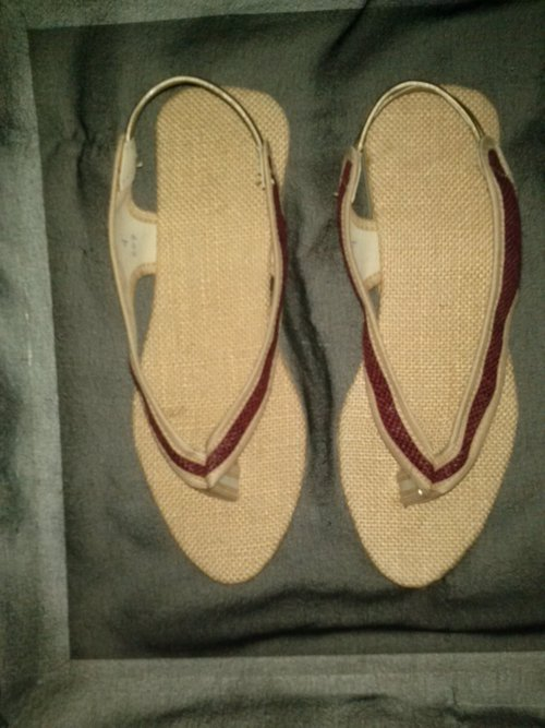 Jute Footwear(Slippers)