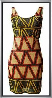 Ladies Tribal Printed Dress