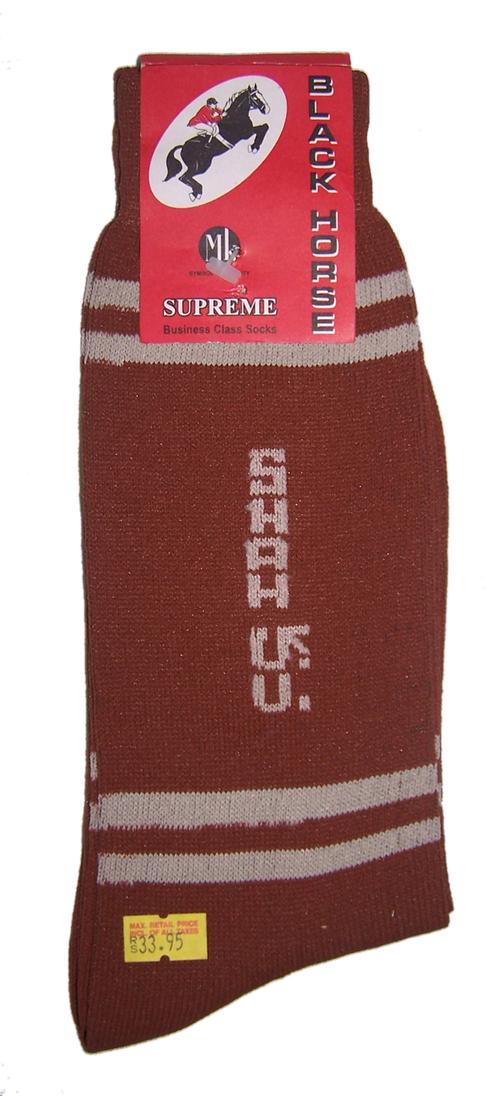 School Socks with Name