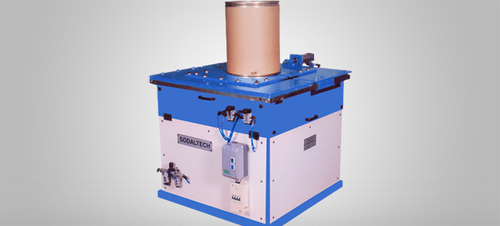 Fibre Drum Bottom Lid Fixing Machinery