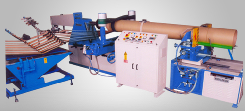 Fibre Drum Making Machine