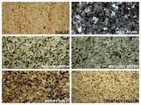 Decorative Granite Slabs