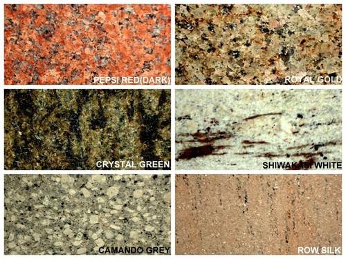 Designer Granite Slabs