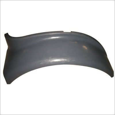 Construction Machine Plastic Mudguards