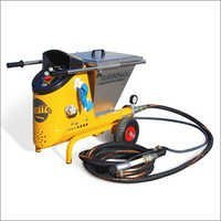 Thin Layer Finishing Coat Sprayer