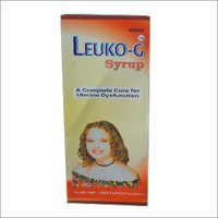 Uterine Dysfunction Syrup