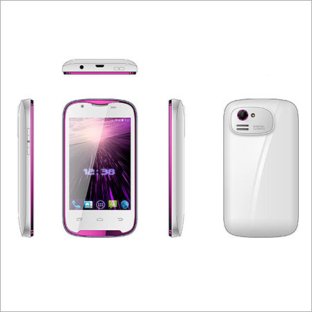 Android Multimedia Cell Phone